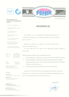 """Referencja od firmy HPR """"FENIX 1"""""""