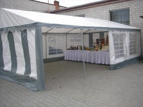 powierzchnie namiotowe - Rymarz - kompleksowa obsługa imprez okolicznościowych Sieroszewice