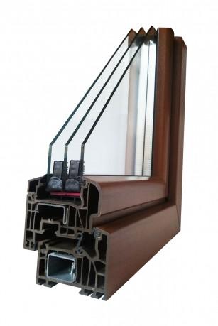 Okna 8 komorowe