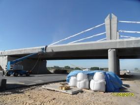 Zabezpieczenie antykorozyjne wiaduktu WD 277A - A2 - PPHU AMIX Niegowa