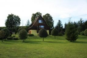 Domki na Mazurach - Agrobarcie Barcie