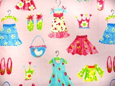 Tkaniny bawełniane dla dzieci