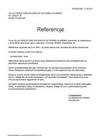Referencja od firmy USLUGI REMONTOWO BUDOWLANE WITKOWSKI SLAWOMIR