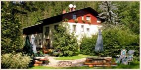 Pensjonat Ustroń - Szturc - Domy z drewna i bali Wisła