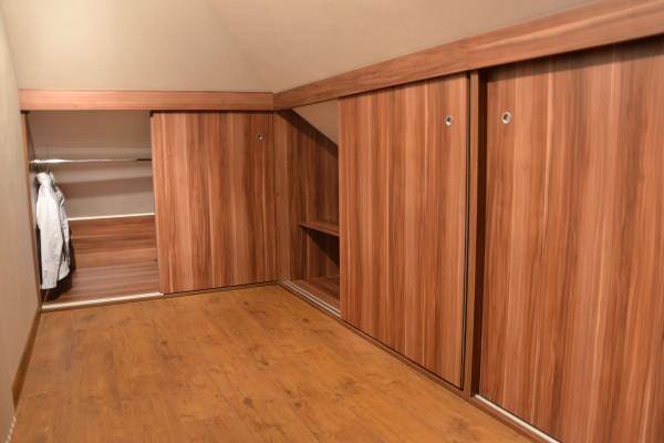 szafy zabudowy wn k zabudowy poddaszy drzwi przesuwne szafy wroc aw. Black Bedroom Furniture Sets. Home Design Ideas