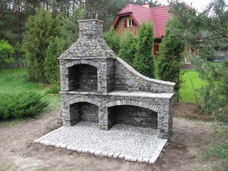 Kamieniarstwo Grill  W  Dzarnia Z Kamienia   Wojn  W Pracownia