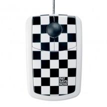 PSN Checker Flag myszka komputerowa - Graciarnia Nowoczesna Warszawa
