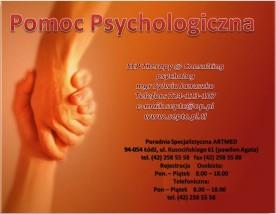 pomoc psychologiczna - Sylwia Januszko SEP Therapy and Consulting Łódź