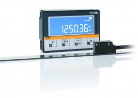 Wskaźnik pozycji-wyświetlacz - ELKEN-systemy pomiarowe, pozycjonowania i sterowania do automatyki przemysłowej Trzciniec