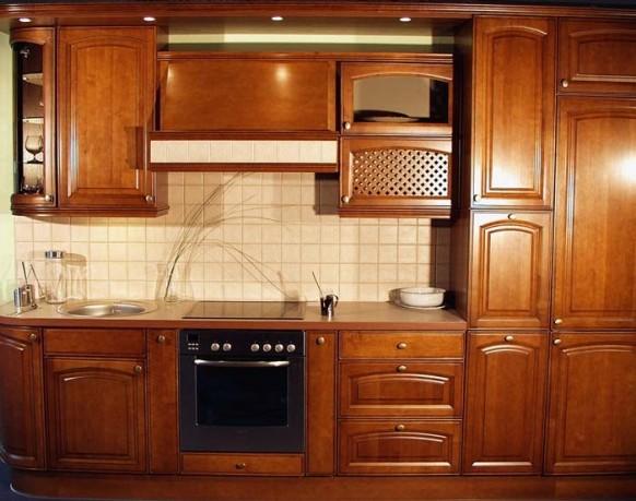 Meble Na Wymiar Owicz Meble Kuchenne Na Wymiar D Meble   -> Kuchnia Klasyczna Dwukolorowa