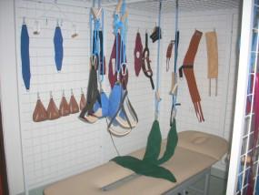 Ćwiczenia kończyn górnych i dolnych w odciążeniu - Samodzielny Gabinet Usług Rehabilitacyjnych  Fizjo-Limf  Częstochowa