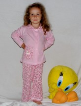 Piżama dziecięca rozpinana - Coala Kurowice