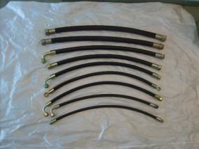 przewody(węże)ciśnieniowe - Zakład Produkcyjny  WERG  Grudziądz