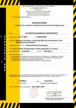 INSTRUKTAŻ OGÓLNY BHP KURS BHP OKRESOWE SZKOLENIE BHP - Szkolenia i usługi BHP Jelenia Góra