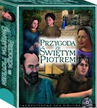 Przygoda ze Świętym Piotrem - komputerowa gra biblijna - rajdladzieci.pl Warszawa