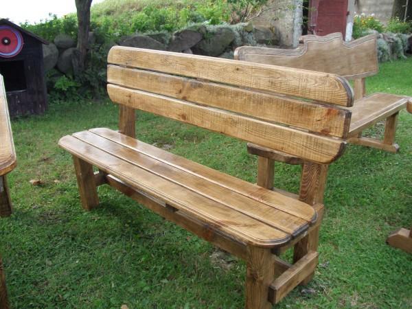 Meble drewniane meble ogrodowe  Przesmyki Piotr SoszyńskiMeble