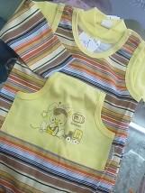 Śpioszki niemowlęce - MALUSZEK Tychy