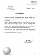 Referencja od firmy EPK Katowice