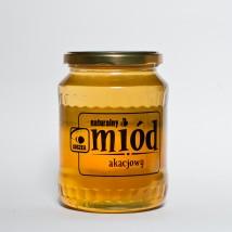 Miód akacjowy - Gospodarstwo Pszczelarskie  Suszka  Adrian Suszka Mosina