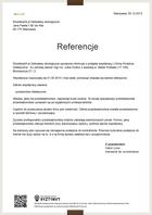 Referencja od firmy Ekosfera24.pl Delikatesy ekologiczne