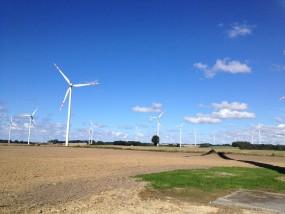 BHP farm wiatrowych - Futura BHP Łomianki