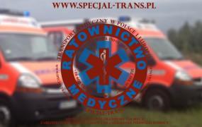 Transport medyczny w Polsce - Specjal-Trans s.c. Mazurek Jerzy, Mazurek Aleksandra Janików