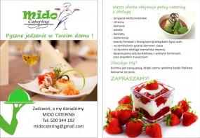 Catering z obsługą kelnerską - Mido F.H.U. Krzysztof Adamczyk Czechowice-Dziedzice