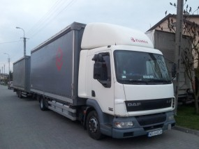Transport do Rosji - F.U.P.H. KAMEX Andrzej Gorzkowski Siedlce