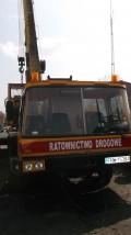 Usługi dźwigowe - Mobil-Polen P.H.U. Paweł Kaczmarek Kożuchów