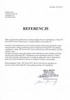 Referencja od firmy Digital Service