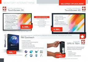Monitory dotykowe - AMAX Marek Jułkowski Wyłączny importer SKREBBY Gdynia