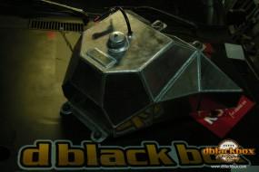 Zbiornik aluminiowy - D BLACK BOX Warszawa