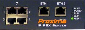 PROXIMA Serwer telekomunikacyjny - centrala telefoniczna - Przedsiębiorstwo Telekomunikacyjne TELSIL s.c. Zabrze