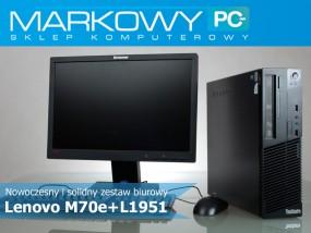 Zestaw Lenovo ThinkPad - MarkowyPC Poznań
