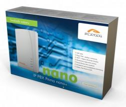 Prima IP Nano - Centralka telefoniczna - Przedsiębiorstwo Telekomunikacyjne TELSIL s.c. Zabrze