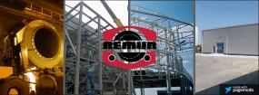 Konstrukcje Stalowe - Remur-Rudniki Sp. z o.o. Konstrukcje Stalowe Rudniki