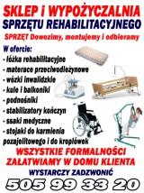 Wypożyczalnia sprzętu medycznego i rehabilitacyjnego - ALLMED sklep i wypożyczalnia sprzętu rehabilitacyjnego i medycznego Pabianice