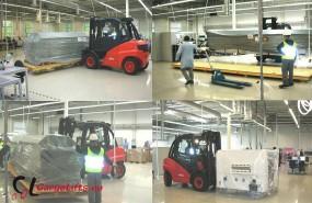 Wynajem wózków widłowych, dźwigów, żurawi - Cargolifts Adam Pliszka Żukowo