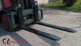 Osprzęt do wózka widłowego TOYOTA, LINDE, JUNGHEINRICH, CLARK, KALM - Cargolifts Adam Pliszka Żukowo