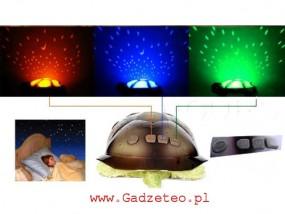 Projektor Gwiazd - Żółw, - Gadżeteo.pl Włoszczowa
