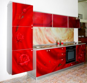 Ok adziny cienne szczecin koszalin i stargard szczeci ski for Kitchen designs red and black