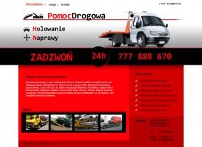 Pomoc drogowa 1 - Agencja Interaktywna WEBLINEK Marcin Linek Stary Targ