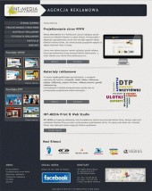 Projektowanie stron www - INT-MEDIA Dawid Mazur Bielsko-Biała