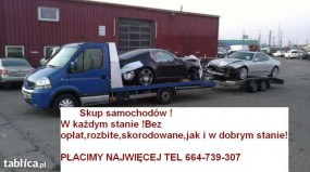 Skup samochodów,transport ! ! ! - Skup-sprzedaż-zamiana Auto handel  Daro-Cars  Katowice