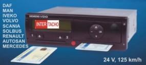 Tachograf cyfrowy - Inter Tacho Marcin Rokoszewski Częstochowa