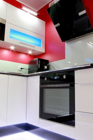 kuchnia nowoczesna na wymiar meble kuchenne szczecin koszalin i stargard. Black Bedroom Furniture Sets. Home Design Ideas