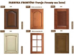 Fronty drewniane Gniezno - Fabryka Frontów Września
