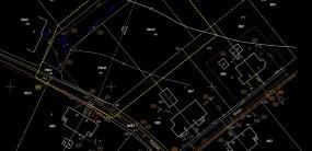 """Mapa do celów projektowych - numeryczna - """"Maciejowscy"""" Biuro Usług Geodezyjnych Stanisław Maciejowski Michał Maciejowski Bielawa"""