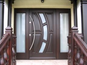 Drzwi zewnętrzne racibórz