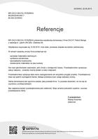Referencja od firmy MR-DACH MACIEJ ROSZMAN